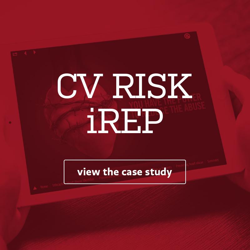 CV Risk iRep