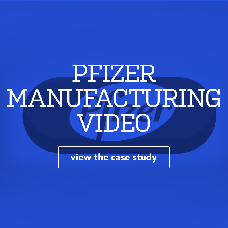 Pfizer Manufacturing Video